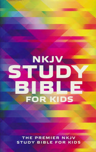 NKJV Study Bible for Kids, Softcover