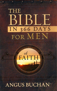 The Bible in 366 Days for Men of Faith Paperback – Angus Buchan