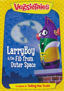 LarryBoy and the Fib from Outer Space (Repackaged), DVD