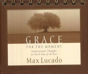 DaySpring Flip Calendar - Grace for the Moment - Max Lucado