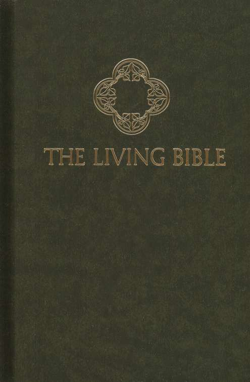 Living Bible, hardcover
