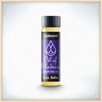 Spikenard 1/4 oz. Anointing Oil