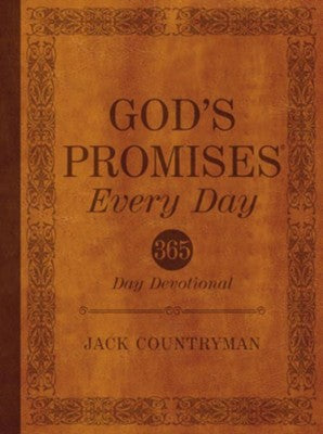 God's Promises Every Day: 365-Day Devotional – Jack Countryman