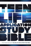 NLT Teen Life Application Study Bible, Hardcover