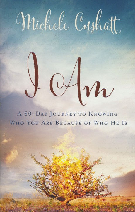 I Am: A 60-Day Journey to Knowing Who You Are Because of Who He Is - Michele Cushatt