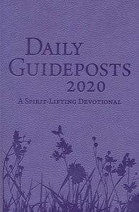 Daily Guideposts 2020 Leather Edition: A Spirit-Lifting Devotional Imitation Leather