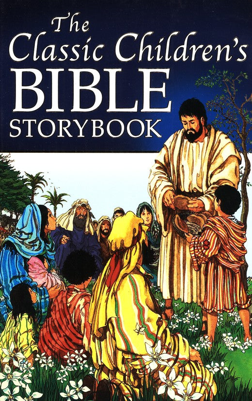 The Classic Children's Bible Storybook