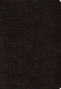 NKJV Life Application Study Bible 2nd Edition, Bonded leather, Black