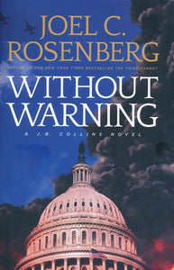Without Warning #3, J.B. Collins Series, Hardcover