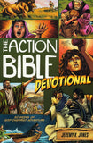 The Action Bible Devotional: 52 Weeks of God-Inspired Adventure (Action Bible Series) Paperback – Jeremy V. Jones , Sergio Cariello