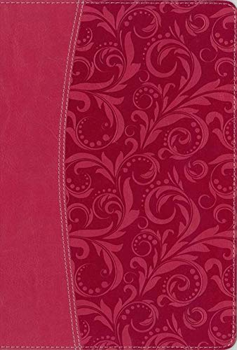 NIV, Essentials Study Bible, Leathersoft, Pink