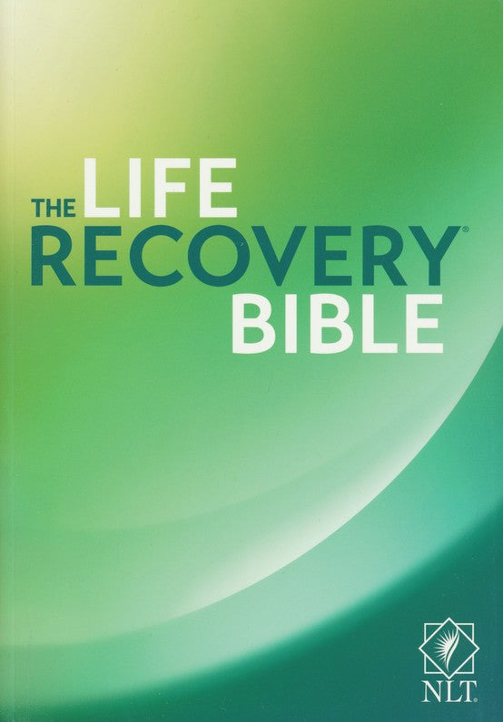 NLT The Life Recovery Bible, Softcover - Stephen Arterburn, David Stoop