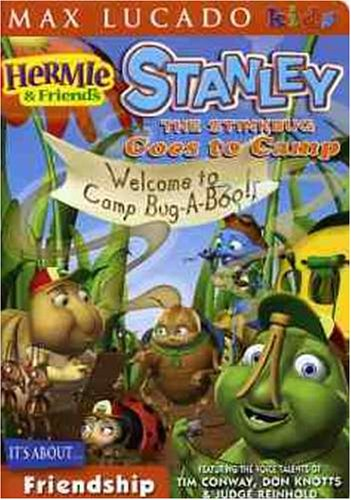 Stanley the Stinkbug Goes to Camp - Max Lucado