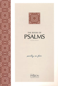 The Passion Translation (TPT): Psalms, 2nd edition