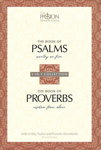 Psalms & Proverbs: 2-in-1 Collection with 31-Day Devotionals, Second Edition
