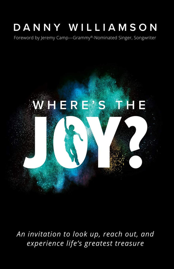 Where's the Joy?: An Invitation to Look Up, Reach Out, and Experience Life's Greatest Treasure Paperback –  Danny Williamson