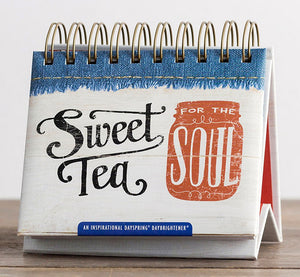 DaySpring - Sweet Tea for The Soul - Perpetual Calendar