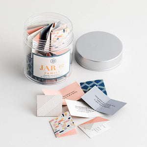 Family S.A.L.T. Idea Jar By: Candace Cameron Bure