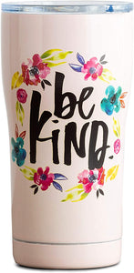 DaySpring Katygirl - Be Kind - 20 oz. Stainless Steel Tumbler by Dayspring