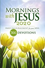 Mornings with Jesus 2020: Daily Encouragement for Your Soul - Guidepost
