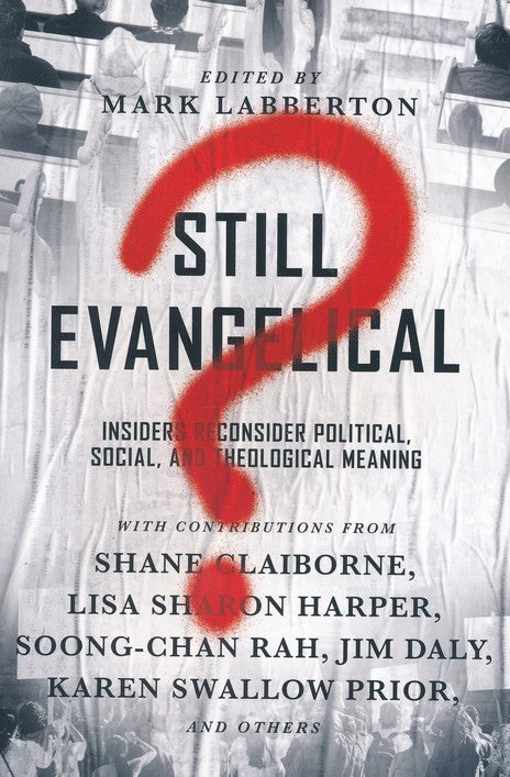 Still Evangelical? Insiders Reconsider Political, Social, and Theological Meaning - Mark Labberton