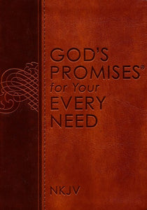 God's Promises For Your Every Need (Repackaged) NKJV by Jack Countryman