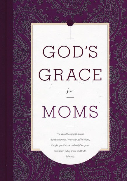 God's Grace for Moms by B&H Books