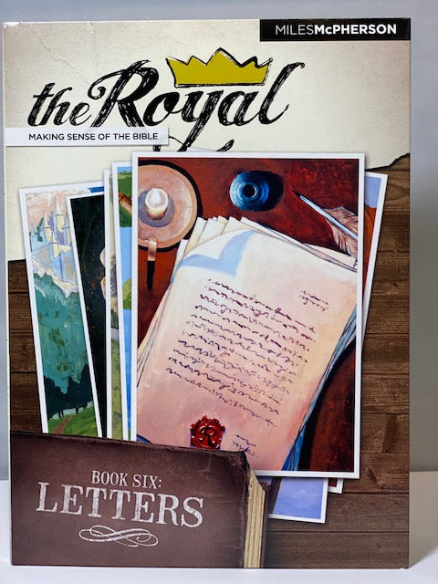 The Royal DVD Series, Making Sense of the Bible, Book Six: Letters - Miles McPherson