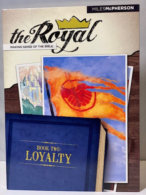 The Royal DVD Series, Making Sense of the Bible,  Book Two: Loyalty - Miles McPherson