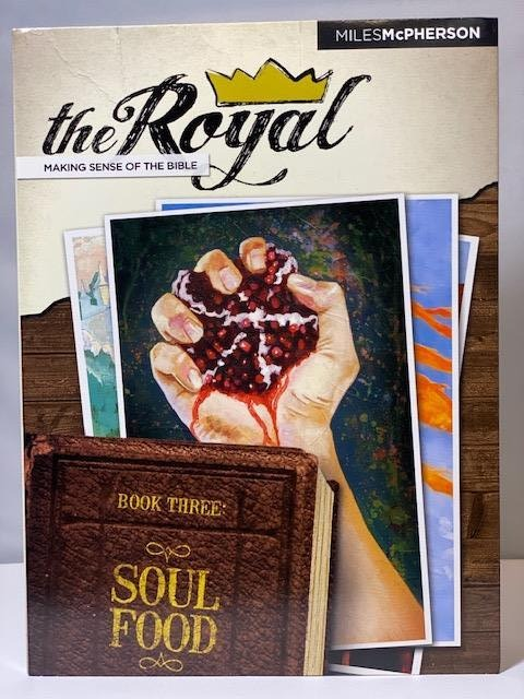 The Royal, DVD Series, Making Sense of the Bible, Book Three: Soul Food - Miles McPherson