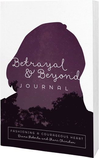 Betrayal & Beyond Journal - Diane Roberts