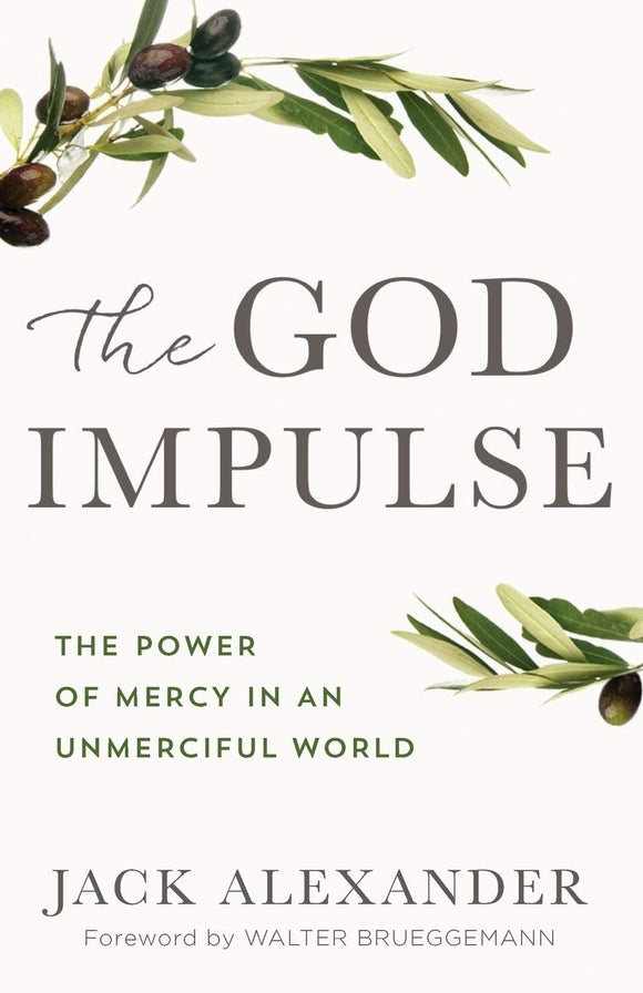 God Impulse Paperback by Jack Alexander