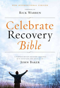 Celebrate Recovery Bible Hard Cover