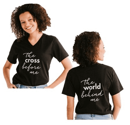 The Cross Before Me Shirt