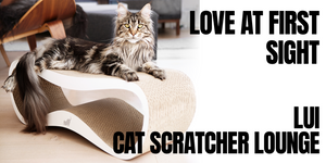 LUI Cat Scratcher Lounge
