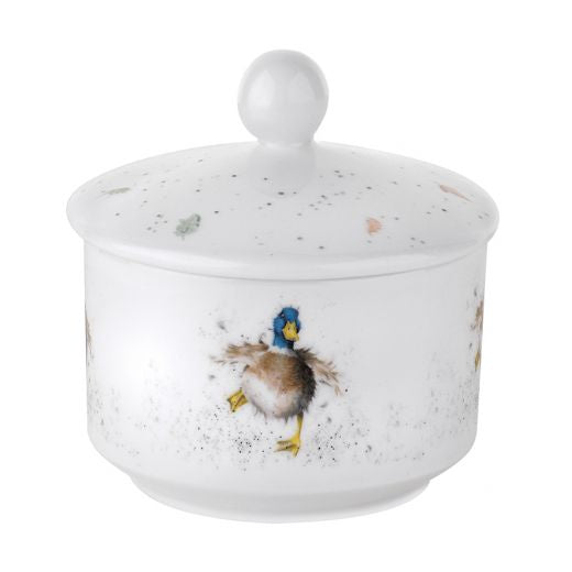 Wrendale Sugar Pot 10oz, A Waddle And A Quack