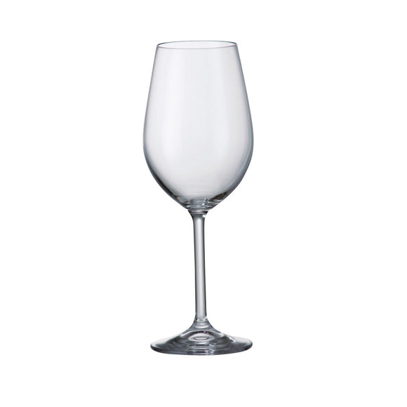 Crystalite Bohemia Gastro Red Wine Glasses, Set/6 450ml