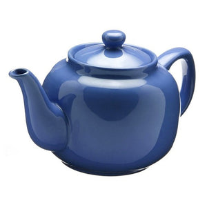 Teapot, Windsor, 6 Cup, Blue