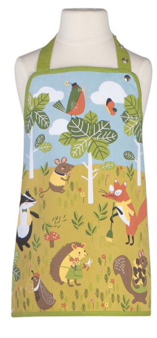 Kids Apron, Critters Capers