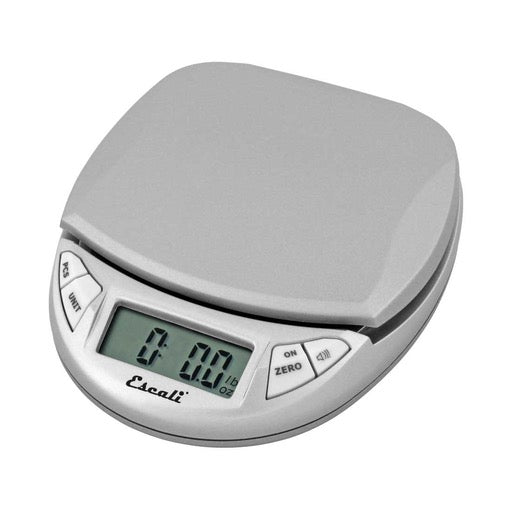 Pico Pocket Digital Scale, 11lb/5kg, Silver-Gray