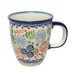 10oz Bistro Mug, Summer Berries, Signed