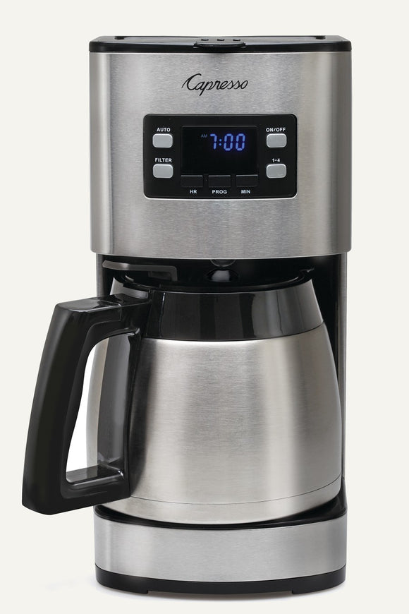 Capresso ST300 10 Cup Coffee Maker w/Thermal Carafe