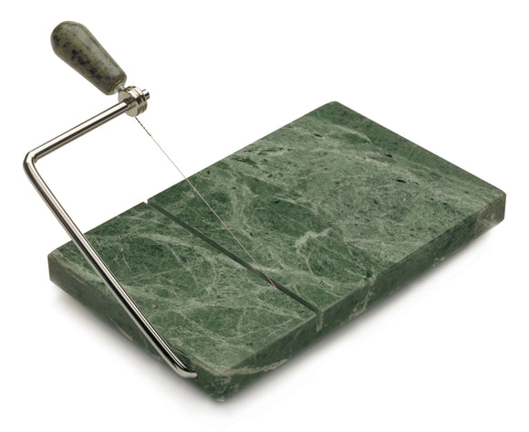 RSVP Green Marble Cheese Slicer