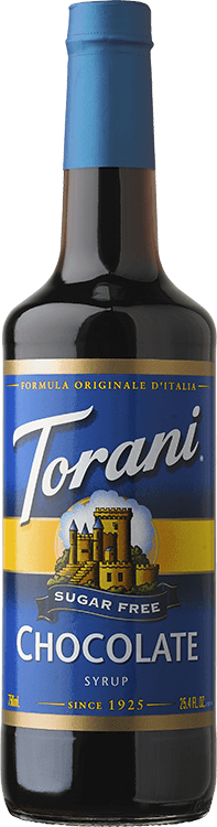 Torani, Sugar Free Chocolate Syrup, 750ml