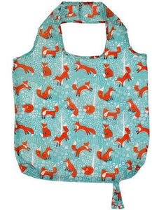 Ulster Weavers UK Roll-Up Bag, Foraging Fox