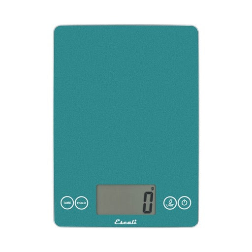 Arti Digital Scale, 15lb/7kg, Metallic Sky Blue