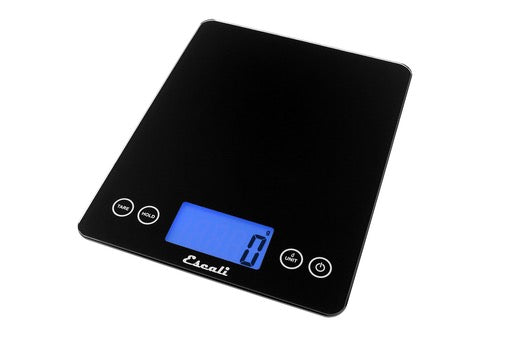 Arti Digital Scale, XL, 22lb/10 kg,  Black