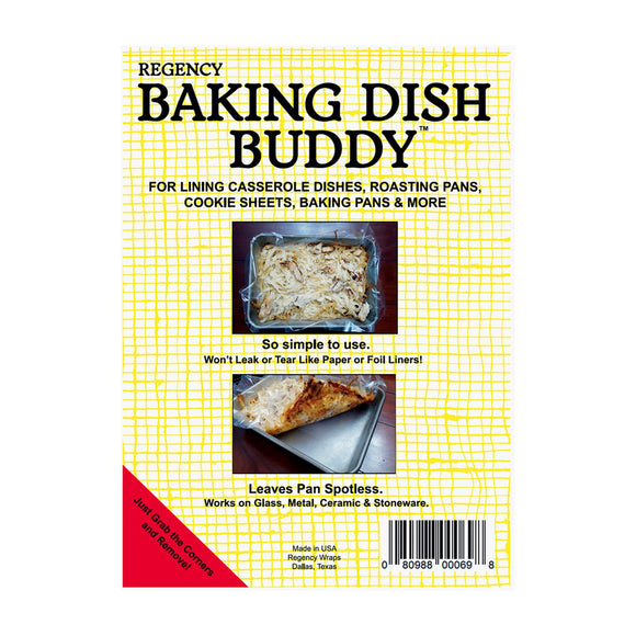 Regency Wraps Baking Dish Buddy (Liner) 13.7x18.5
