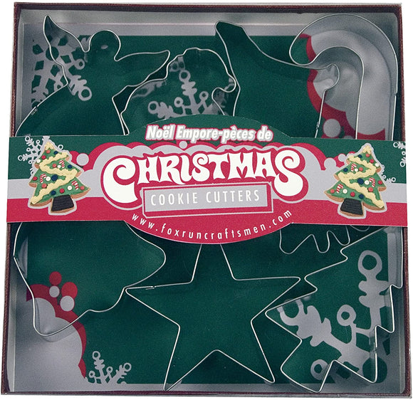 Christmas Cookie Cutter Set/7