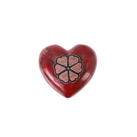 Amore Soapstone Heart, Small 2x2